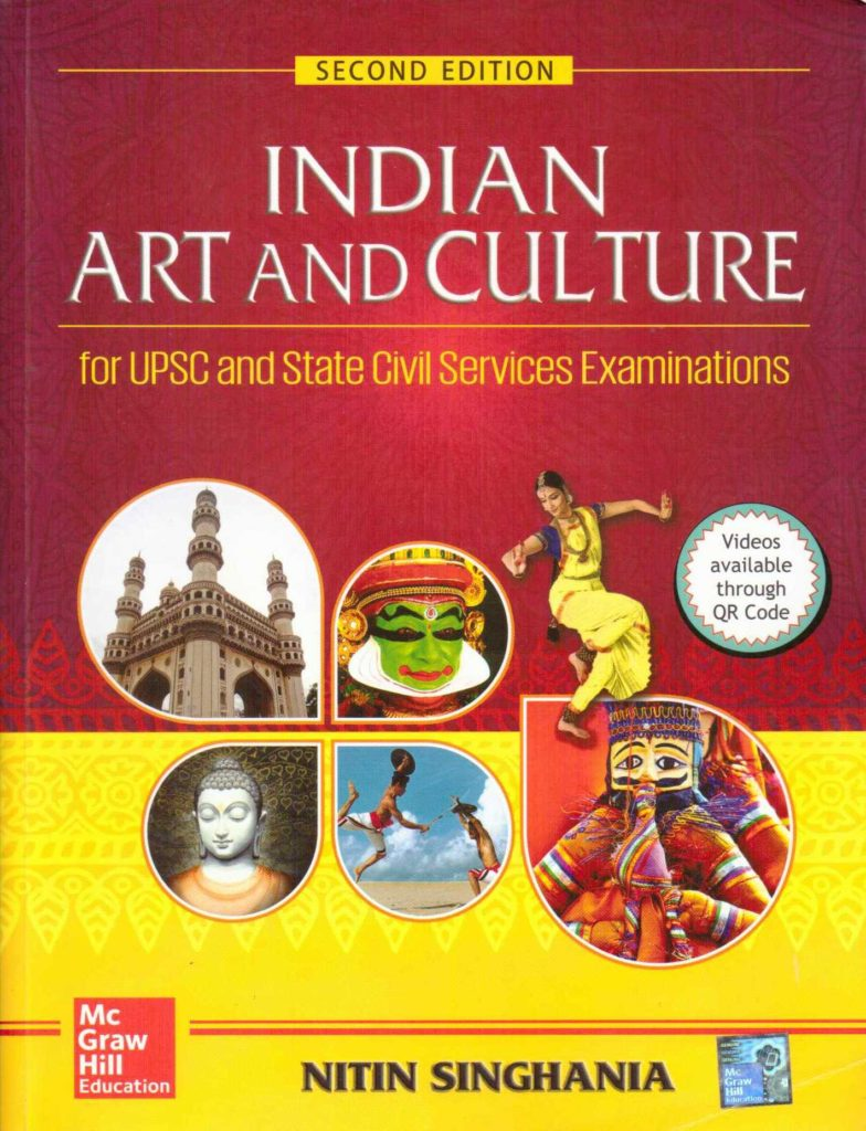 Art and Culture by Nitin Singhania
