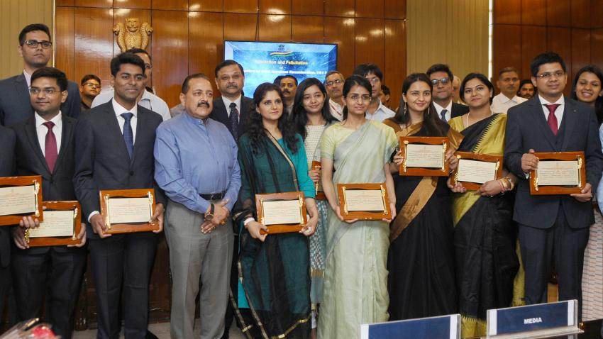 UPSC Civil Service Toppers 2017